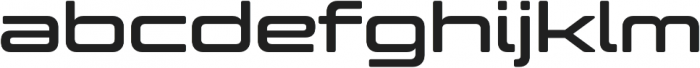 Controller Ext Four otf (400) Font LOWERCASE