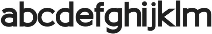Cool Sans Bold ttf (700) Font LOWERCASE