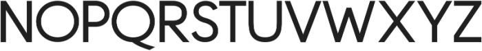 Cool Sans Regular ttf (400) Font UPPERCASE