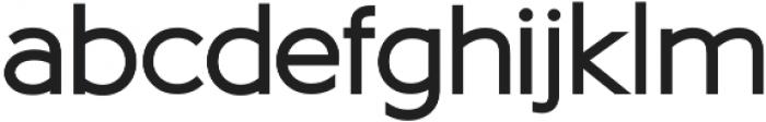 Cool Sans Regular ttf (400) Font LOWERCASE