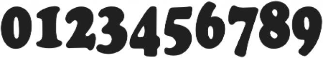Cooper Black Condensed Regular otf (900) Font OTHER CHARS