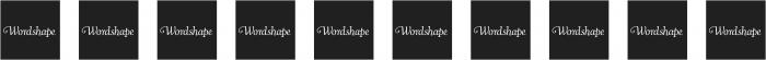 Cooper Initials Medium otf (500) Font OTHER CHARS