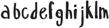 Copertino otf (400) Font LOWERCASE