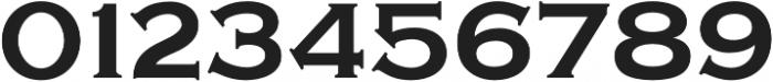 Copper Penny CAS Regular otf (400) Font OTHER CHARS