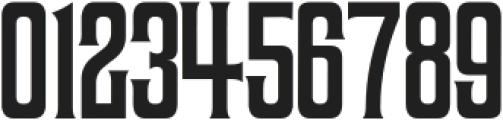 Coprost otf (400) Font OTHER CHARS