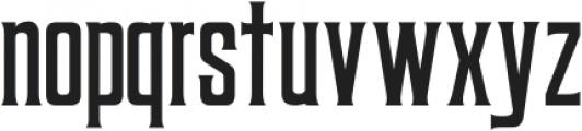 Coprost otf (400) Font LOWERCASE