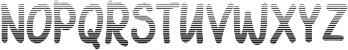 Coquin Gradient otf (400) Font UPPERCASE