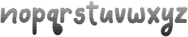 Coquin Gradient otf (400) Font LOWERCASE