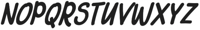 Coquin  Italic otf (400) Font UPPERCASE