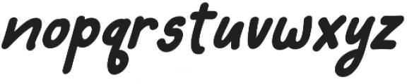 Coquin  Italic otf (400) Font LOWERCASE
