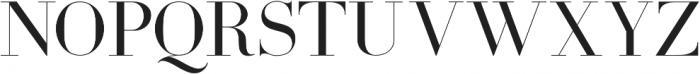 Coral Blush Serif ttf (400) Font LOWERCASE