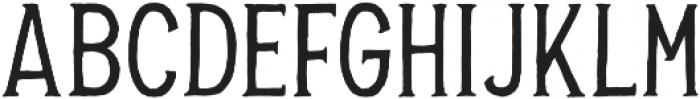 Cordoba Serif Regular otf (400) Font UPPERCASE