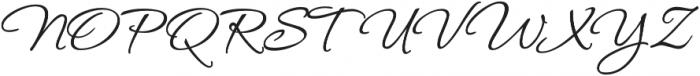 CorinthiaProfessional otf (400) Font UPPERCASE