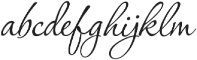 CorinthiaProfessional otf (400) Font LOWERCASE