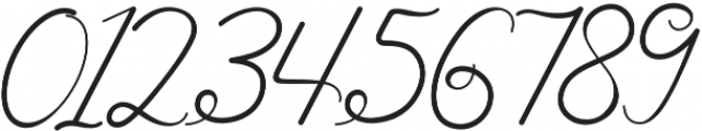 Corlita Script otf (400) Font OTHER CHARS