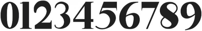 Corlita Serif otf (400) Font OTHER CHARS