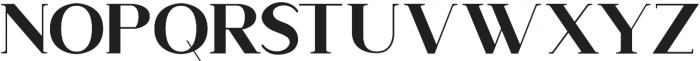 Corlita Serif otf (400) Font UPPERCASE