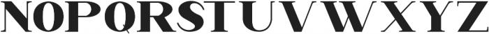 Corlita Serif otf (400) Font LOWERCASE