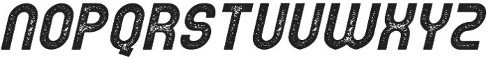 Corma Stamp Italic otf (400) Font LOWERCASE