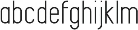 Cormac Light otf (300) Font LOWERCASE