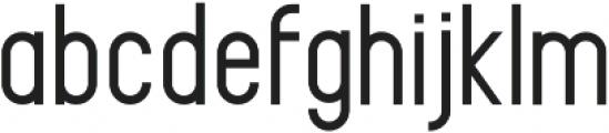 Cormac Regular otf (400) Font LOWERCASE