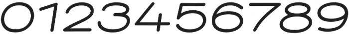Corn Medium italic otf (500) Font OTHER CHARS