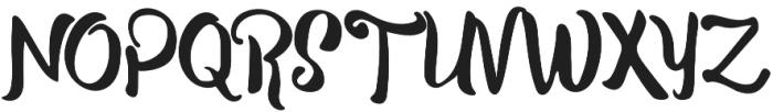 Cornish otf (400) Font UPPERCASE