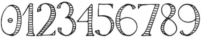 Cornish_Pasty_Stylistic_One otf (400) Font OTHER CHARS