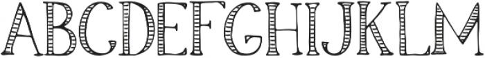 Cornish_Pasty_Stylistic_One otf (400) Font LOWERCASE