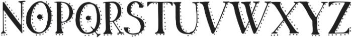 Cornish_Pasty_Stylistic_Two otf (400) Font UPPERCASE