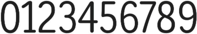 CorpSansRd Regular Cnd otf (400) Font OTHER CHARS