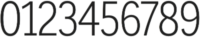 Corporative Alt Cnd Book otf (400) Font OTHER CHARS