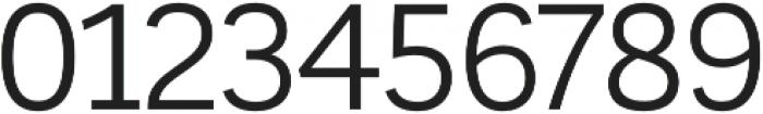 Corporative Alt otf (400) Font OTHER CHARS