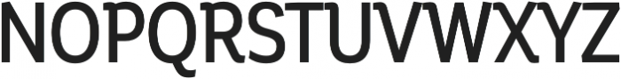 Corporative Cnd Medium otf (500) Font UPPERCASE