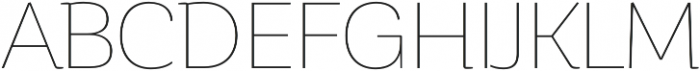 Corporative Hair otf (400) Font UPPERCASE