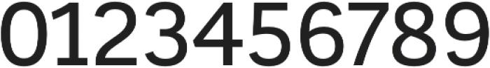 Corporative Sans Alt Medium otf (500) Font OTHER CHARS