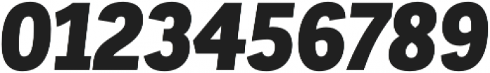 Corporative Sans Cnd Black Italic otf (900) Font OTHER CHARS