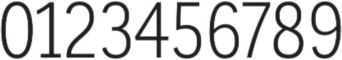 Corporative Sans Cnd Book otf (400) Font OTHER CHARS