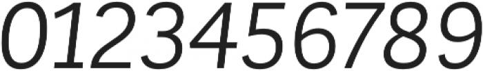 Corporative Sans Regular Italic otf (400) Font OTHER CHARS