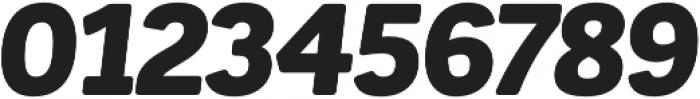 Corporative Soft Alt Black It otf (900) Font OTHER CHARS