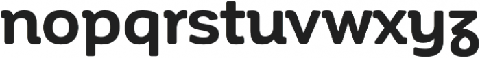 Corporative Soft Alt Bold otf (700) Font LOWERCASE