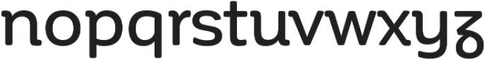 Corporative Soft Alt Medium otf (500) Font LOWERCASE
