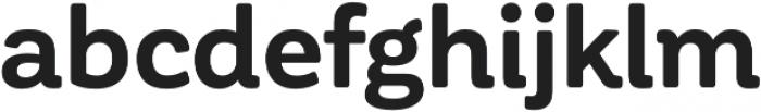 Corporative Soft Bold otf (700) Font LOWERCASE