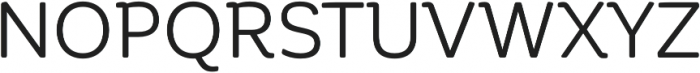 Corporative Soft otf (400) Font UPPERCASE