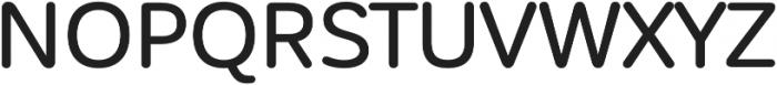 CorporativeSansRd Medium otf (500) Font UPPERCASE