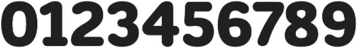 CorporativeSansRdAlt Black otf (900) Font OTHER CHARS
