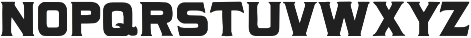 Correo Regular ttf (400) Font LOWERCASE