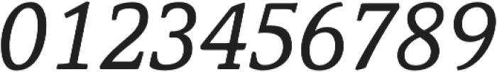 Corzinair Italic otf (400) Font OTHER CHARS