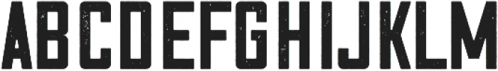 Cosmic Lager Rough Texture otf (400) Font UPPERCASE