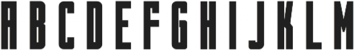 Cotdien Typeface ttf (400) Font UPPERCASE